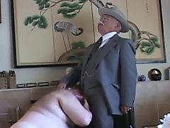 chubby with nice old cowboy