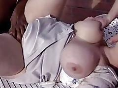 BBW Olga East 3sum interracial