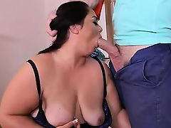 Big Booty Stripper Fucks Young Stud