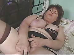 Mature BBW with Older Man