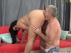 Bigass bbw beauty rides big cock